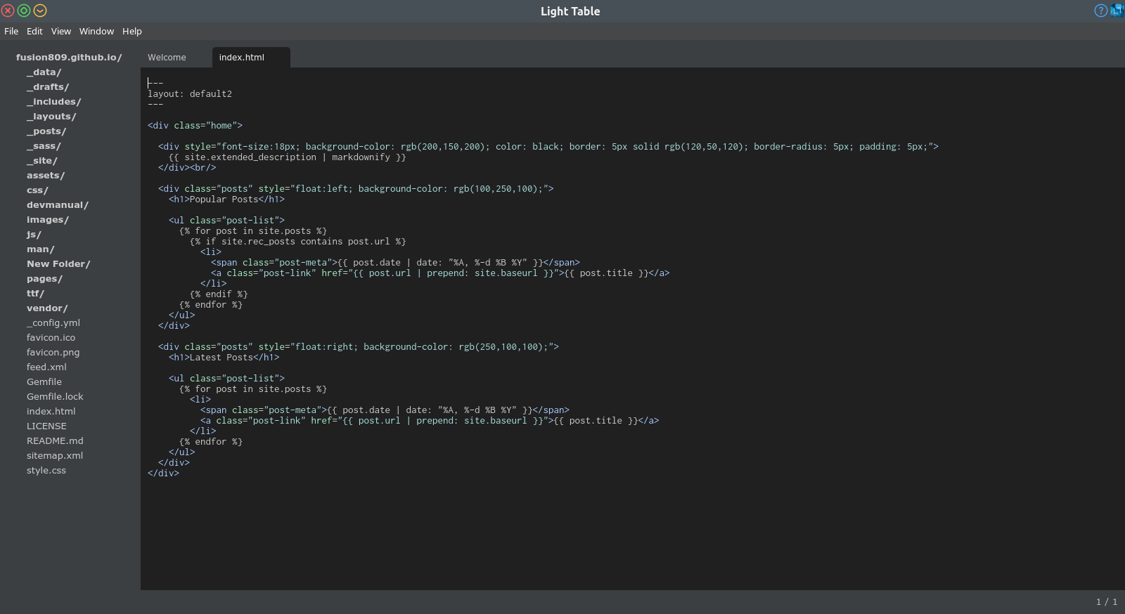 A Comparison of Free and Open-Source Text Editors and IDEs